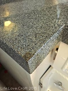 Spray Paint Countertops on Pinterest | Painting ...