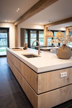 Keuken Castricum – Timmerbedrijf Barsingerhorn - #Barsingerhorn #Castricum #Keuken #küche #Timmerbedrijf