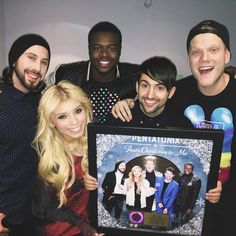 Pentatonix Goes Gold