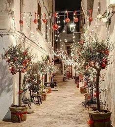 35 A Real-Life Christmas Village « homifi.com #homesweethome #christmasvillage #christmascountdown