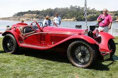Alfa Romeo 8C 2300 Touring Spider (1932)