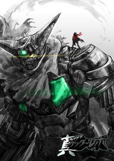 Getter Robot by SantaFung on DeviantArt