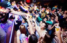 Dance Party Rapes