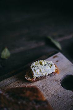 Herb-Marinated Cheese