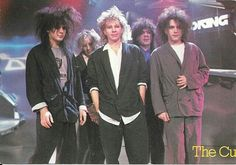 The Cure .....Discoring Italy