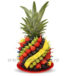 Ideas Fruit Tray Ideas Bridal Finger Foods For 2019 Fruit Buffet, Fruit Dishes, Fruit Trays, Edible Fruit Arrangements, Fruit Centerpieces, Fruits Decoration, Christmas Finger Foods, Fruit Creations, Fruit Skewers