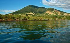 honduras | ... El Tigre, Golfo de Fonseca, Paisajes de Honduras wallpaper download