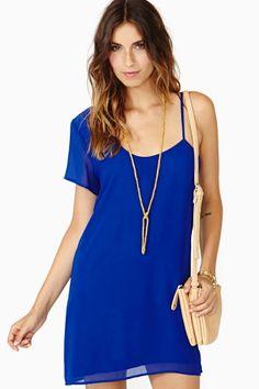 Cool Midnight Dress
