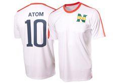 Camiseta Oliver Atom  0