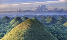 See the curious in Bohol  Chocolate Hills - Natural, Bohol, Philippines Asia