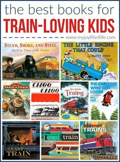 The Best Train Books