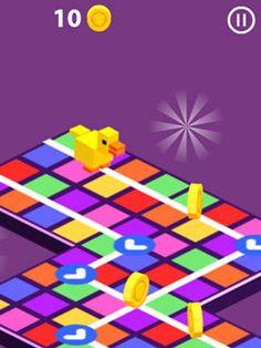 Jogue Tap and Go online no Lejogos! Pronto para jogar Tap & Go? Jogo infinito extremamente viciante! O objetivo deste jogo arcade é muito simples: toque para avançar ou mudar o seu caminho. L
