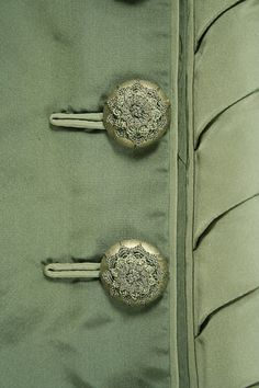 Vintage Evening Gown Detail