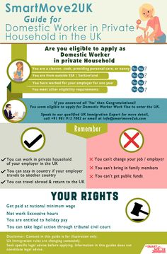 Welcome to The UK Immigration Law Firm in India – The Domestic Worker, Uk Visa, About Uk, Work On Yourself, Household, How To Apply, Advice, Personal Care, Detail