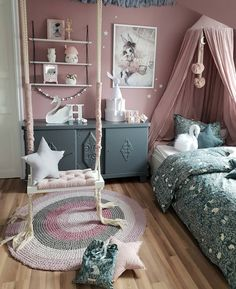 Superb teenage bedroom inspiration. #Bedroom #TeenBedroom #BedroomIdeas