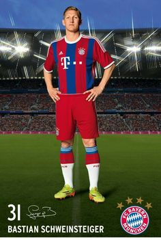 Bastian Schweinsteiger <3 #fcbayern