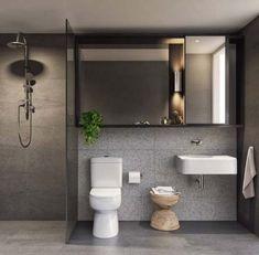 own your morning // interior // home // bathroom // city living // urban life…