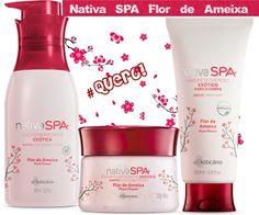 nativa spa, hidratante nativa spa ameixa, nativa spa ameixa, COMBO ESFOLIAÇÃO…