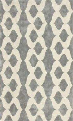 Rugs USA Keno ACR190 Grey Rug