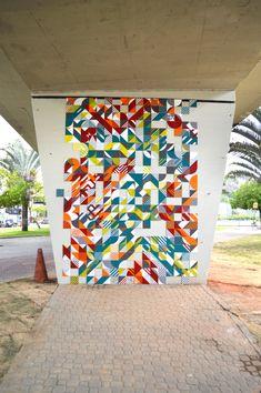 riooo . #design #wall #tiles