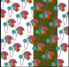 Textile design/graphic pattern
