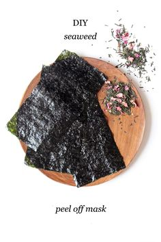 Herbal Seaweed Mask DIY