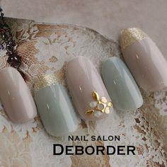Super Cute Ideas for Summer Nail Art - Nailschick Hair And Nails, My Nails, Self Nail, Japanese Nail Art, Manicure Y Pedicure, Elegant Nails, Nude Nails, Nail Arts, Nails Inspiration