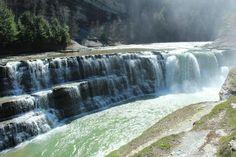 Lower Falls, Letchworth State Park, New York