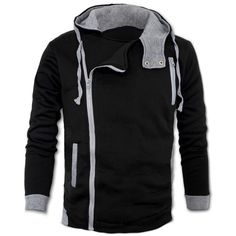 marca polar capucha de Cardigan nuevo moda 2015 con chaqueta PwvaSCqxC