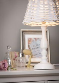 A Statement Woven Lamp Will Add Coastal Feel To Your Bedroom Or Living Room
