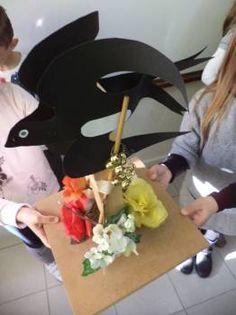Το έθιμο της Χελιδόνας στο σχολείο μας » 8ο Δημοτικό Σχολείο Ελευθερίου-Κορδελιού March, Spring, Mac