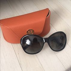 1b6ff113c1 Shop Women s Tory Burch size OS Sunglasses at a discounted price at  Poshmark.
