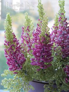 Beading - Flowers