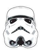 Free printable Stormtrooper mask!