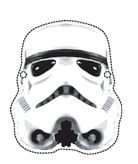 Lucrative image for stormtrooper mask printable