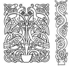Картинки по запросу кельтские древо жизни