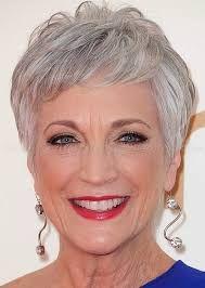 Bilderesultat for hairstyles for short hair over 60