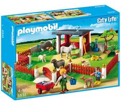playmobil city life animales - Buscar con Google