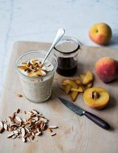 Anna Jones' chia breakfast bowls and bircher muesli recipes