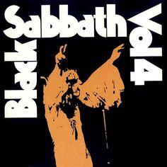 """Black Sabbath """"Black Sabbath Vol 4"""" (1972).  One of my favorite Sabbath albums"""