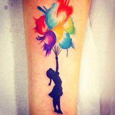 Bilo da ste za ili protiv tetoviranja, uživaćete u ovim prelepim tetovažama majstorski urađenim tako da podsećaju na akvarele.