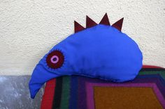 hedgehog, textile, recycle, craft, pillow
