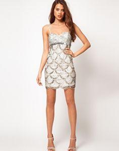 adorable bandeau dress ;)