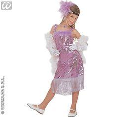 Disfraz de Charleston Marilyn #infantiles #disfraces