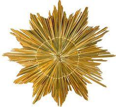 . Straw Crafts, Handicraft, Incense, Chandelier, Ceiling Lights, Home Decor, Craft, Candelabra, Decoration Home