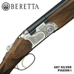 Beretta silver pigeon I love this gun for bird hunting plus it is an heirloom you can pass down to your kids, and their kids......