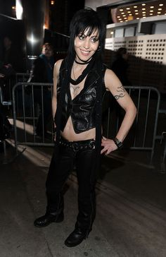 "Joan Jett Photos - Premiere Of Apparition's ""The Runaways"" - Arrivals - Zimbio"