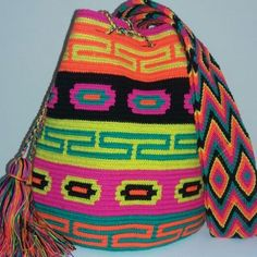 29 отметок «Нравится», 1 комментариев — Mochilas Wayuu Guajira O. (@mochila_wayuu) в Instagram: «Mochila Wayuu tejido plano. Jun.25-07.»