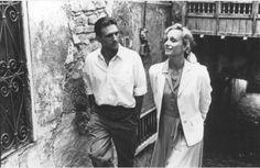 "Ralph Fiennes & Kristin Scott-Thomas in ""The English Patient"""