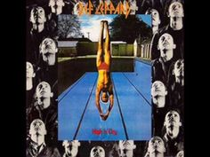 High 'n' Dry (Saturday Night)- Def Leppard - This song drew the ire of the [ #PMRC - Parents Resource Music Center ]